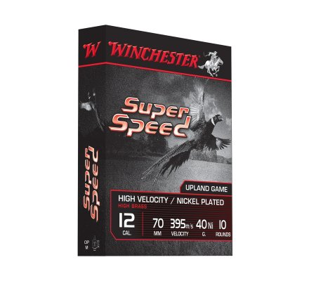 Cartouches Winchester Super Speed G2 40 BJ cal 12