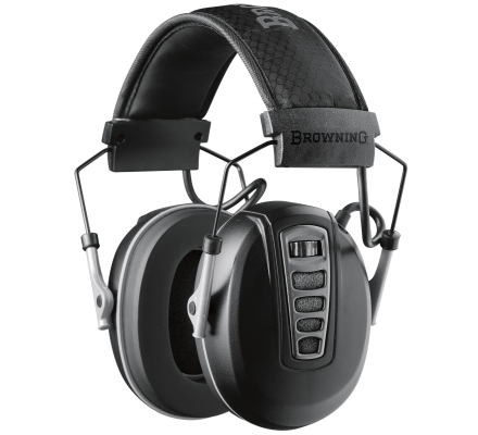 Casque de protection électronique Cadence Browning