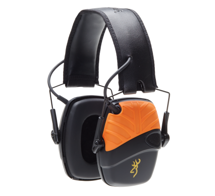 Casque de protection électronique Xtra Protection Browning