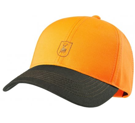 Casquette orange / marron Bavaria Deerhunter