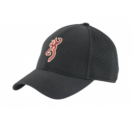Casquette Browning Air Mesh Noire