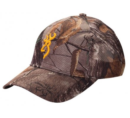 Casquette Browning Mesh Lite Camo