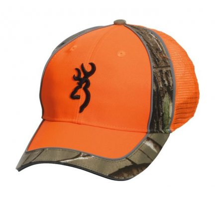 Casquette Browning orange Polson Meshback