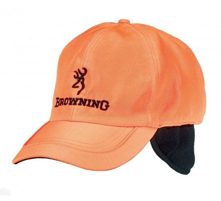 Casquette Browning Orange Winter Fleece