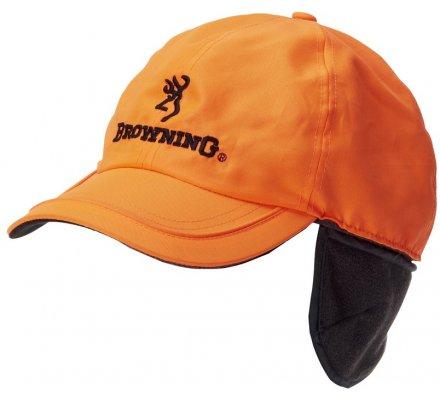 Casquette Browning Orange Winter Fleece