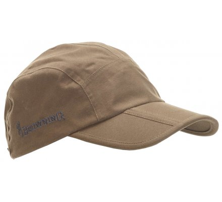 Casquette Browning pliable Featherlight verte
