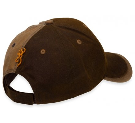 Casquette marron Two Tone Wax BROWNING