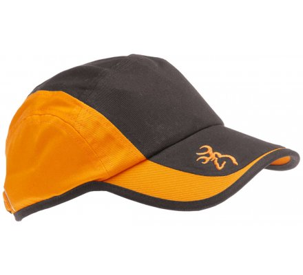 Casquette Browning Ultra Anthracite et Orange