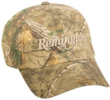 Casquette camouflage Remington