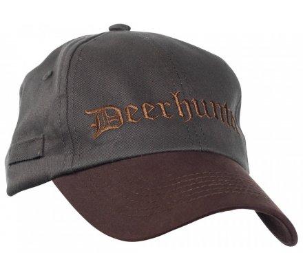 Casquette Kaki / marron Bavaria Deerhunter