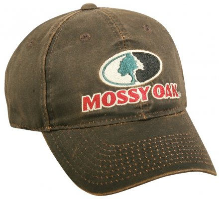 Casquette Mossy Oak Dark Brown