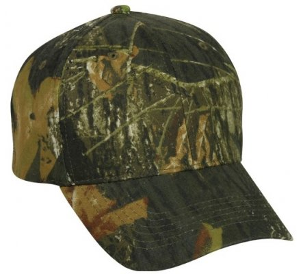 Casquette Mossy Oak break up