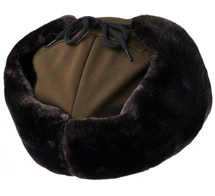 Casquette Muflon winter Kaki Deerhunter