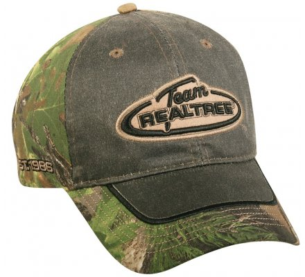 Casquette Realtree Xtra black/green