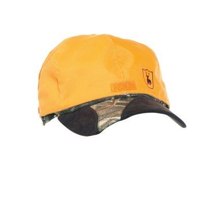 Casquette réversible Muflon camouflage Max-5/orange Deerhunter