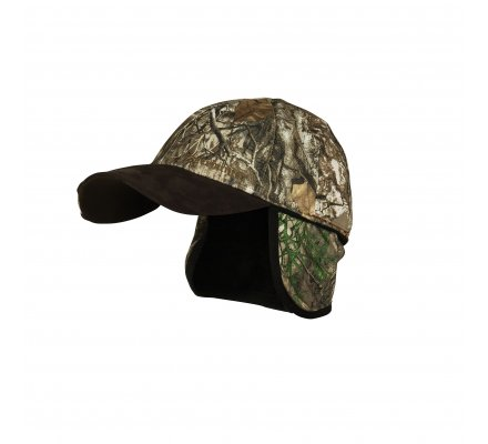 Casquette réversible Muflon camouflage Realtree Edge/orange Deerhunter
