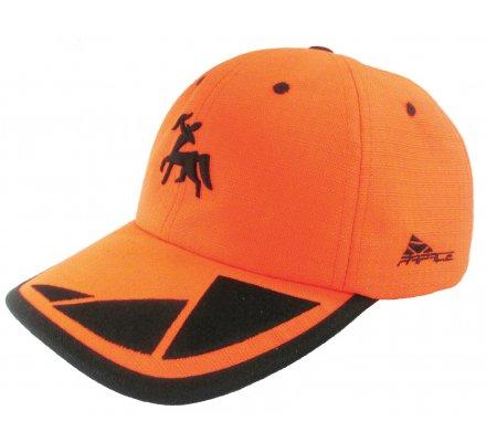 Casquette de traque orange Rapace Blaze Pro Hunt