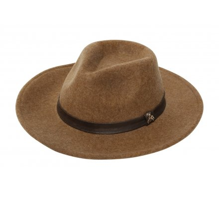Chapeau déperlant Woolchap Fox Verney Carron