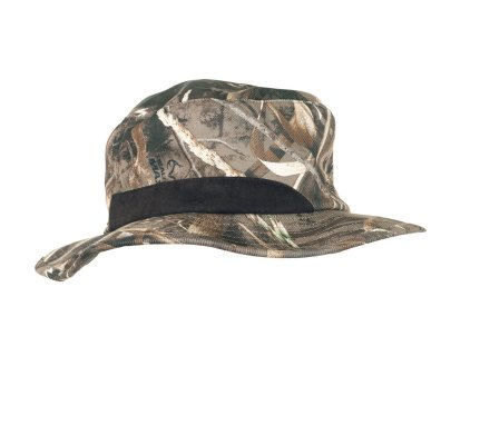 Chapeau réversible Muflon camouflage Max-5/orange Deerhunter