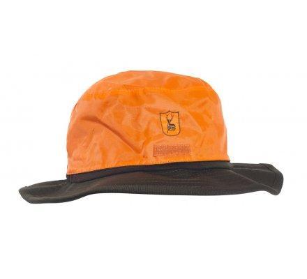 Chapeau réversible Muflon kaki/orange Deerhunter