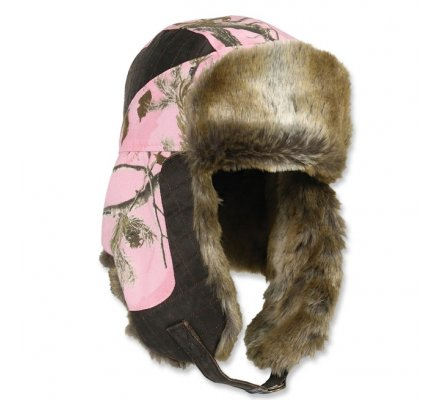 Chapka femme Realtree AP Pink