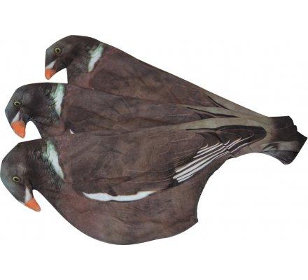 Lot de 10 chaussettes à pigeon pour appelant