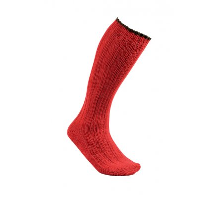 Chaussettes basses Natun Rouge Club Interchasse