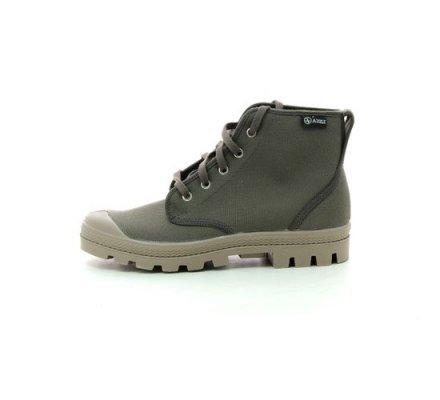 Chaussures de randonnée kaki Aigle Arizona