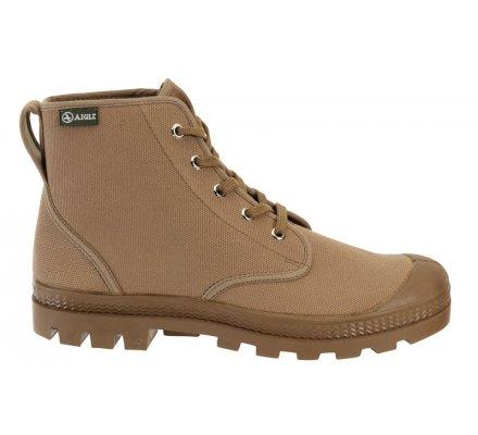 Chaussures de randonnée marron Aigle Arizona
