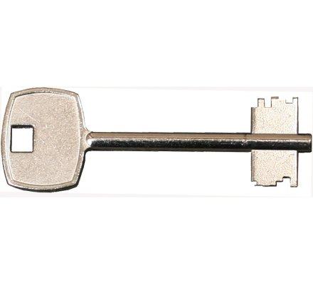 Armoire 8 armes avec lunette + 2 dans la porte avec coffre intérieur couleur bois INFAC SAFE