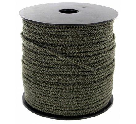 Corde tressée 4 mm