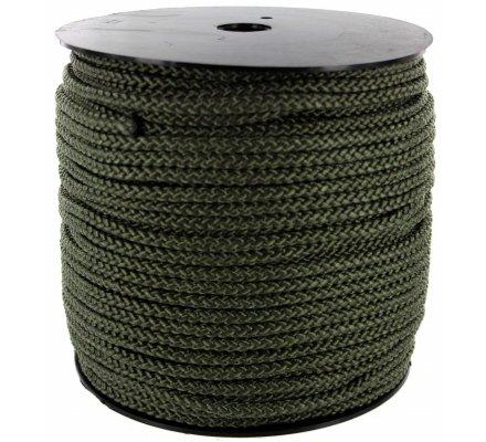 Corde tressée 6 mm