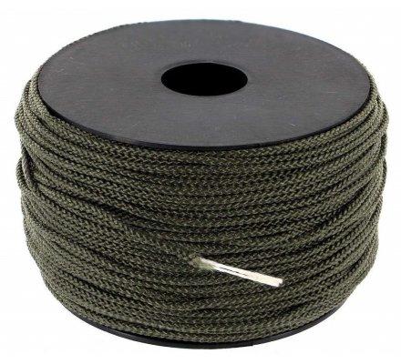 Corde tressée avec âme 2 mm