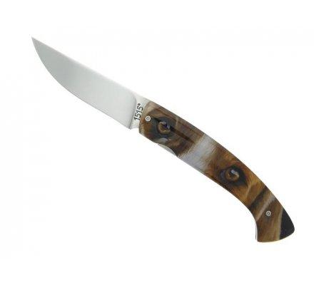 Couteau 1515 ALSAC Chien acier