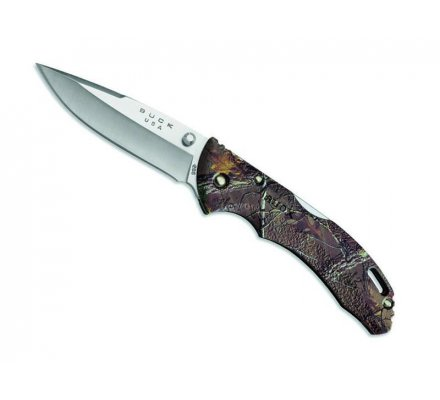 Couteau Bantam camouflage realtree BUCK