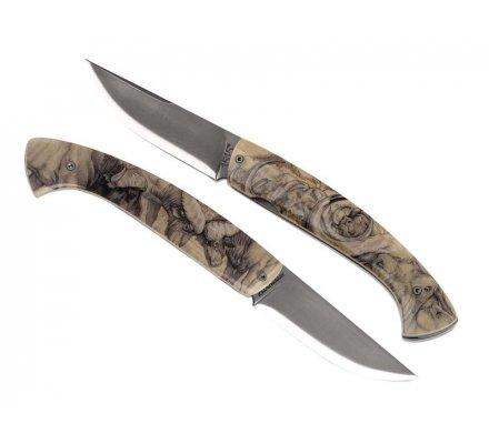 Couteau buffle caffer inox
