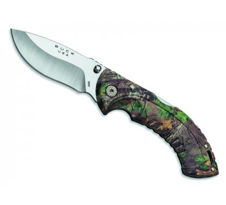 Couteau Omni Hunter Camouflage BUCK