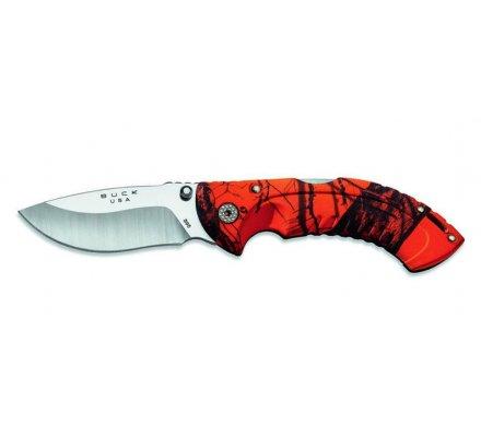 Couteau Omni Hunter Camouflage Orange BUCK