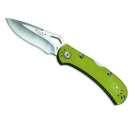Couteau Spitfire Vert BUCK