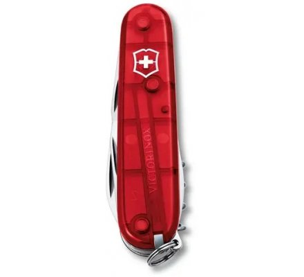 Couteau Suisse Spartan rubis VICTORINOX