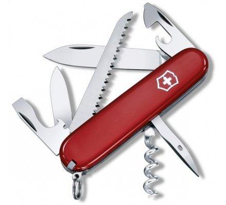 Couteau Suisse Victorinox Camper Rouge