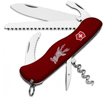 Couteau Suisse Victorinox Hunter Rouge