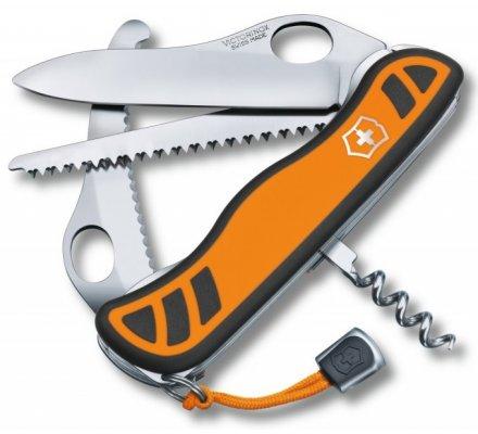 Couteau Suisse Victorinox Hunter XT Bi-matiere orange