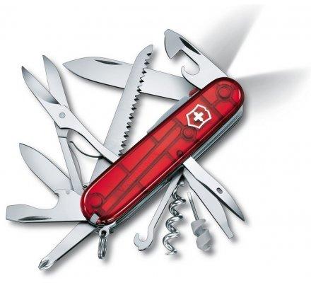 Couteau Suisse Victorinox Huntsman Lite Rubis