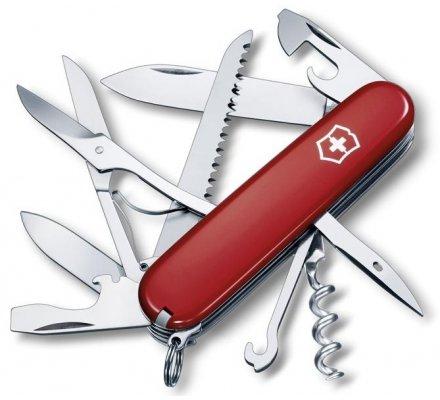 Couteau Suisse Victorinox Huntsman Rouge