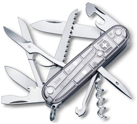 Couteau Suisse Victorinox Huntsman Silvertech