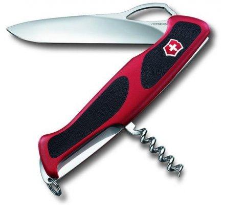 Couteau Suisse Victorinox Rangergrip 63 Rouge