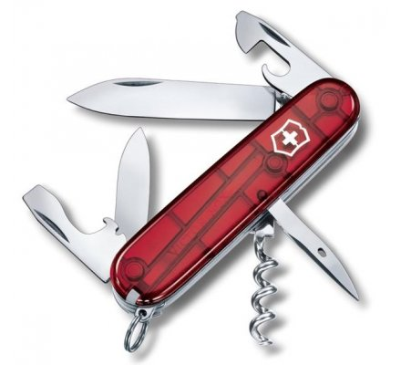 Couteau Suisse Victorinox Spartan Rubis