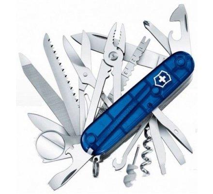 Couteau Suisse Victorinox Swisschamp Saphir