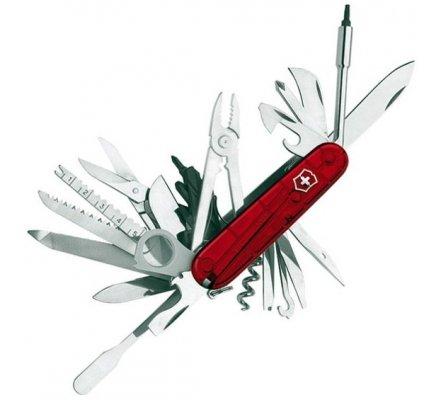 Couteau Suisse Victorinox Swisschamp XLT Rubis